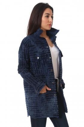 BLUESOIL Lacivert BS-296-M598741 Bayan Kaban