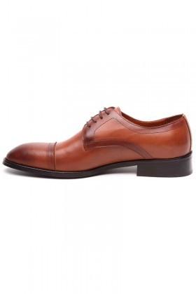 Wenetti Taba WNT-08 Hakiki Deri Klasik Erkek Ayakkabı