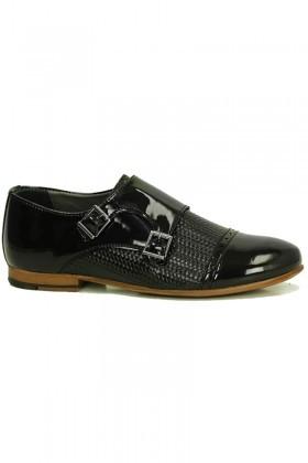 Conteyner Siyah MRD-228 Erkek Ayakkabı