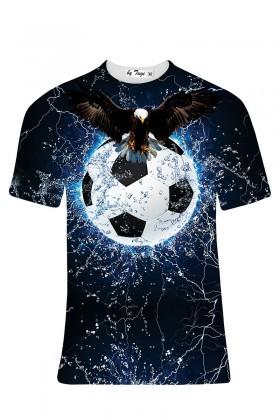 Tugi Siyah-Beyaz TG-BJK-03 Erkek Tişört