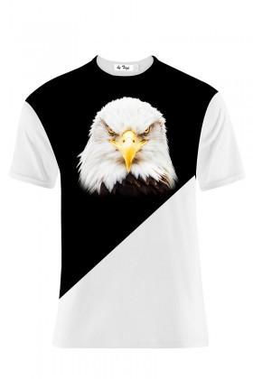 Tugi Siyah-Beyaz TG-BJK-04 Erkek Tişört