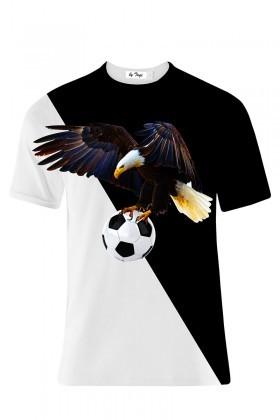 Tugi Siyah-Beyaz TG-BJK-06 Erkek Tişört