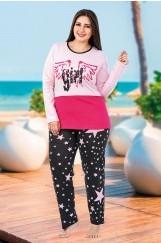 Battal Pijama Takımı