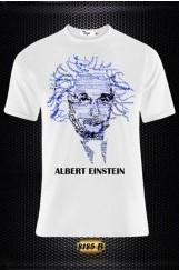 Albert Einstein Erkek Tişört