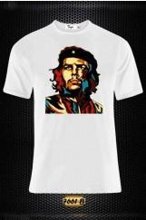 Che Baskılı Erkek Tişört