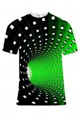 3D Erkek Tşört