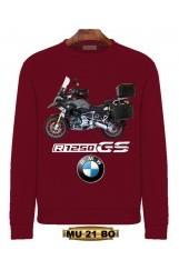 Motosiklet Erkek Sweatshirt