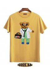 Dijital 3d Baskı Erkek Tişört